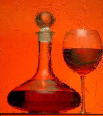 вино, съемки вина