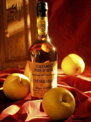 вино, съемки вина - кальвадос