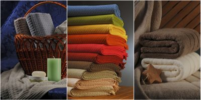 текстиль, полотенца