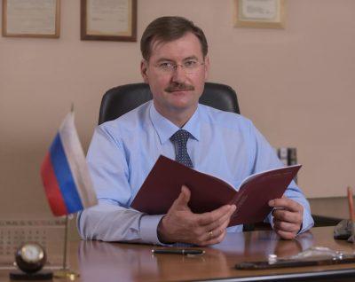 мэр КРАСНОГОРСКА ПАВЕЛ СТАРИКОВ