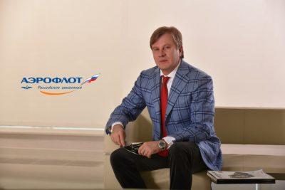 ДИРЕКТОР АЭРОФЛОТА ВИТАЛИЙ ГЕННАДЬЕВИЧ САВЕЛЬЕВ,офисные съемки - деловой портрет менеджмент