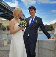 свадьба,жениж с невестой
