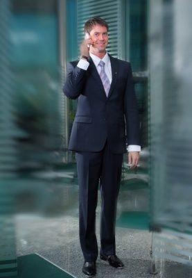 деловой портрет