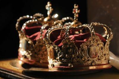 корона венчание