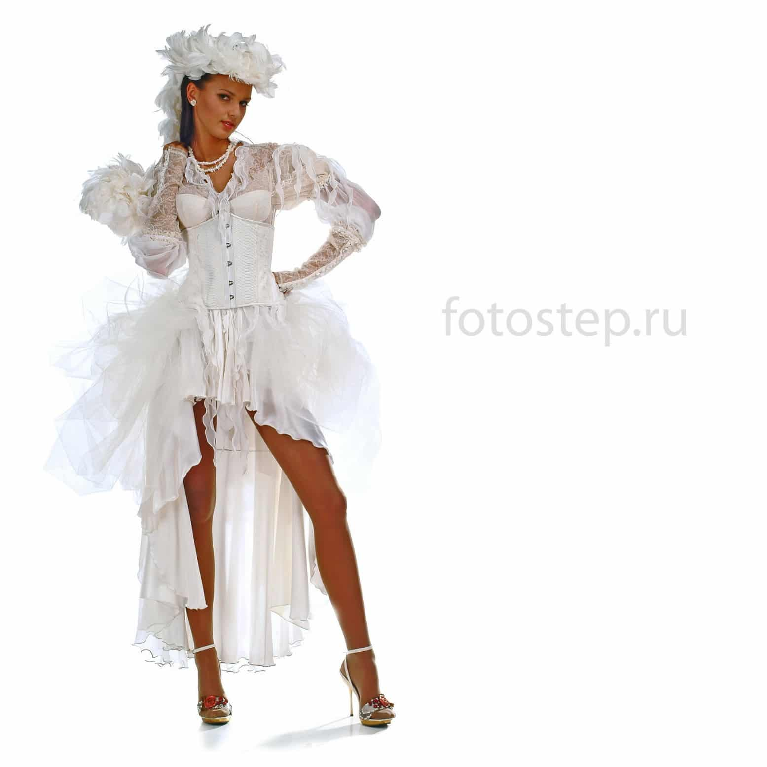невеста шляпка
