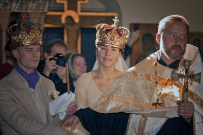 свадьба веньчание