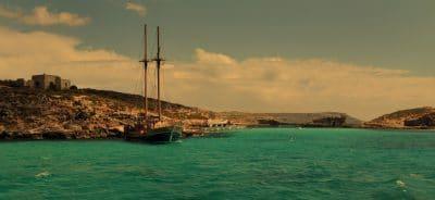 календарь природа, яхта,Мальта,море,пейзаж