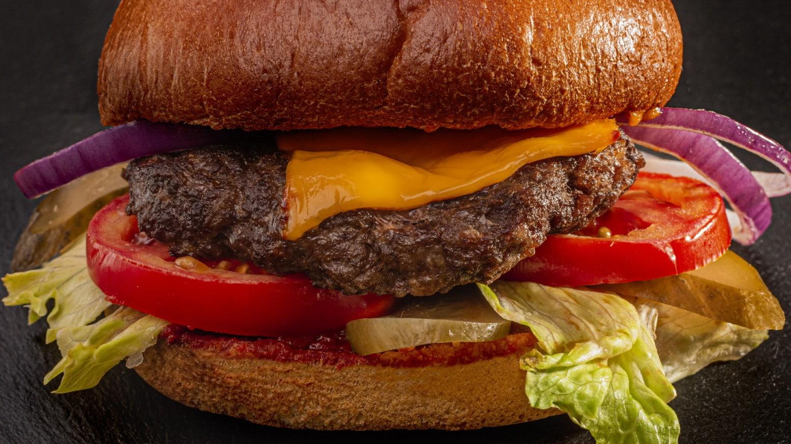 бикмак бургер